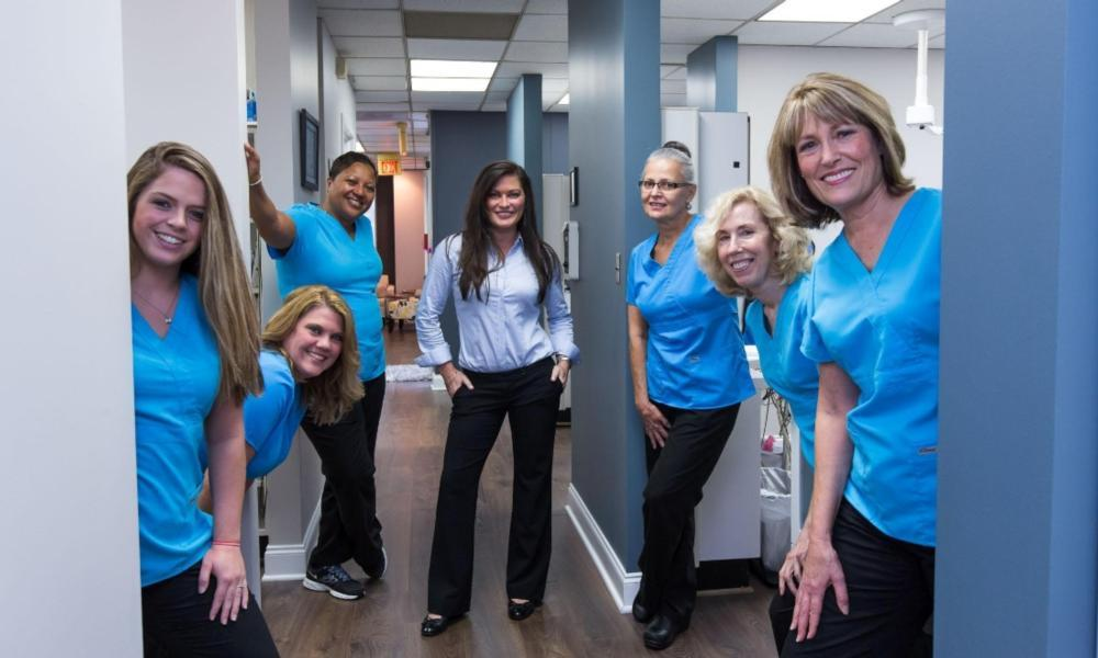 Gentry Dental Team | Beverly Woods NC