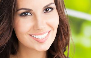 Smiling Woman | Charlotte NC Cosmetic Dentist