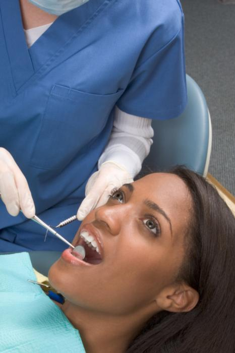 Dental Exam | Tooth Colored Fillings Charlotte NC
