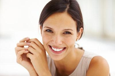 woman with straight teeth | charlotte nc invisalign