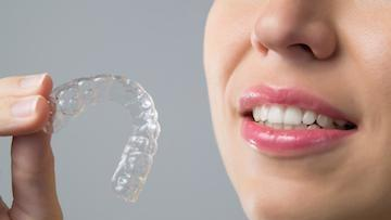 Invisalign Trays | Gentry Dental