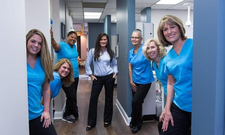 Dr. Heather Gentry and her team | Charlotte NC