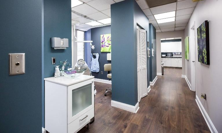 Sanitation Room | Gentry Dental Charlotte NC